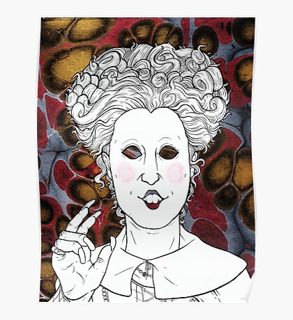 Winifred Sanderson, the Eldest Sister Poster