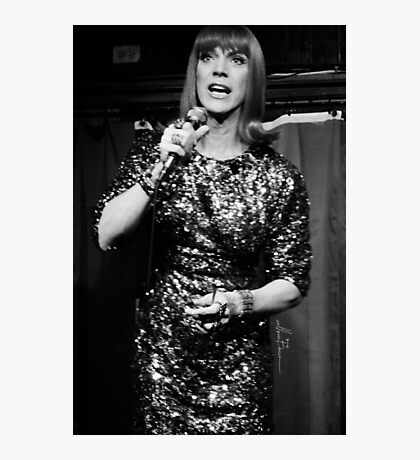 Miss Coco Peru Photographic Print