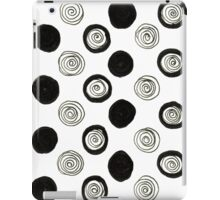 New in shop : Stylish design, black and white iPad Case/Skin
