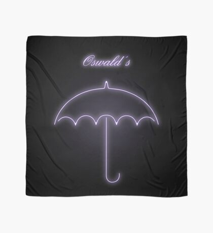 Oswald's Night Club - Gotham Scarf