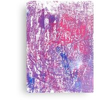 New in shop : Exclusive purple design / Stylish wild collection Metal Print