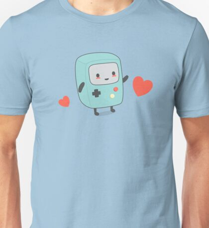 Cute and kawaii gaming console Unisex T-Shirt