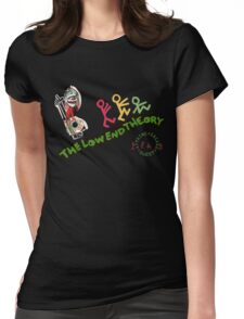 Tribe Called Quest Collage Womens Fitted T-Shirt
