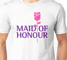 The maid of honor Unisex T-Shirt