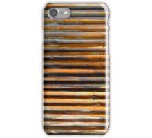 Corrugated Rust iPhone Case/Skin