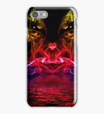 Smoke on the water iPhone Case/Skin