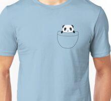 Cute and kawaii pocket panda  Unisex T-Shirt