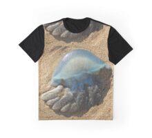 On the beach Hervey Bay, Queensland, Australia Graphic T-Shirt