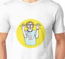 That Kid's Dynamite! (colorized) Unisex T-Shirt