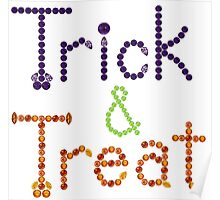 Trick and Treat Poster