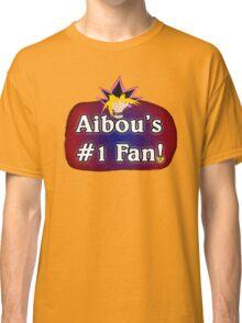Aibou's # 1 Fan Classic T-Shirt