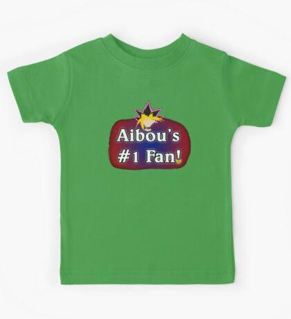 Aibou's # 1 Fan Kids Tee