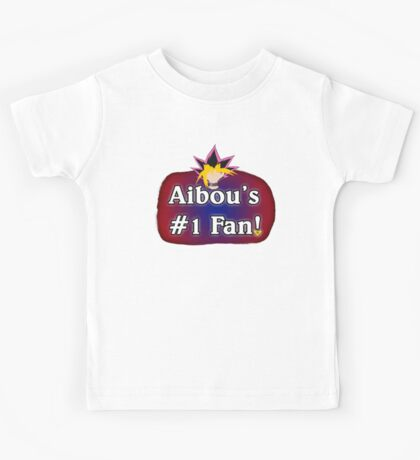 Aibou's # 1 Fan Kids Tee