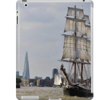 Tall Ship Morgenster iPad Case/Skin