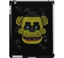 Golden Freddy (Five Night's at Freddy's) iPad Case/Skin
