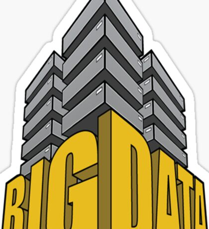 big data Sticker