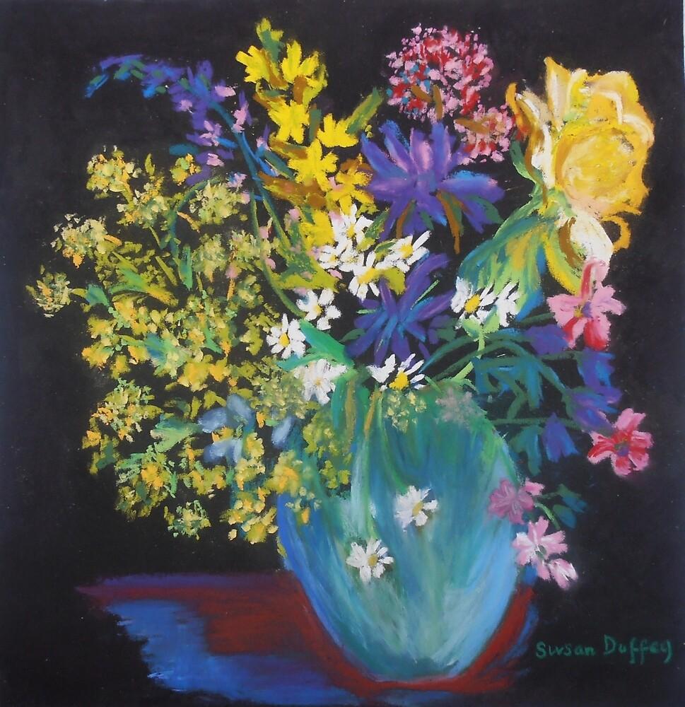 Jane's Flowers by Susan Duffey