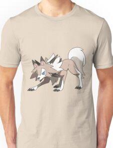 Lycanroc / Lugalgan (Midday Form) Unisex T-Shirt