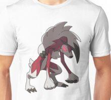Lycanroc / Lugalgan (Midnight Form) Unisex T-Shirt