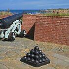 Cannon and Balls by RedHillDigital
