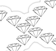 Diamonds Are Forever Sticker