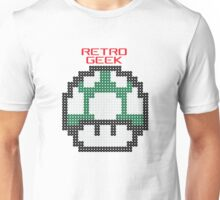 Retro Geek - One Up Unisex T-Shirt