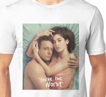 you're the worst cover Unisex T-Shirt