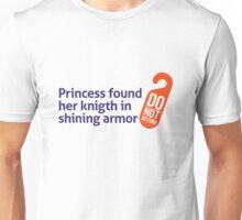 Princess has found her prince! Unisex T-Shirt