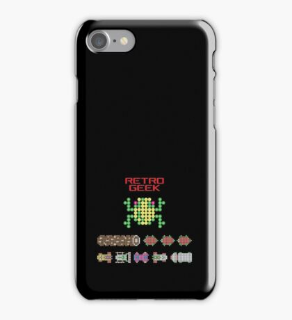 Retro Geek - Frogger iPhone Case/Skin