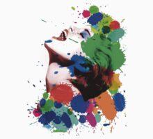 Madonna Pop Goddess by Ged J