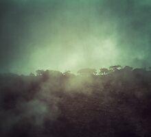 Mystery mountain by stelio