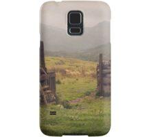 Nevis Mountian range Samsung Galaxy Case/Skin