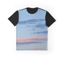 Pastel Sunset Graphic T-Shirt