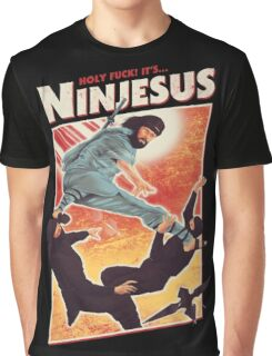 Ninjesus Graphic T-Shirt