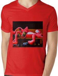 Dont Drink And Drive Mens V-Neck T-Shirt