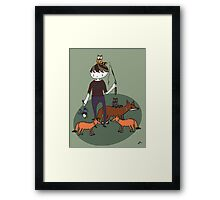 Boys Day Out Framed Print
