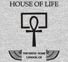 House of Life, London Nome One Piece - Long Sleeve