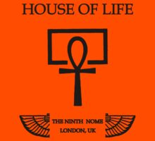 House of Life, London Nome Kids Tee