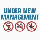 Under new management by artpolitic