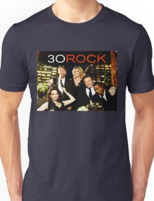 30 LIZ LEMON ROCK  Unisex T-Shirt