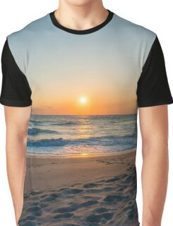Canaveral Sunrise Graphic T-Shirt