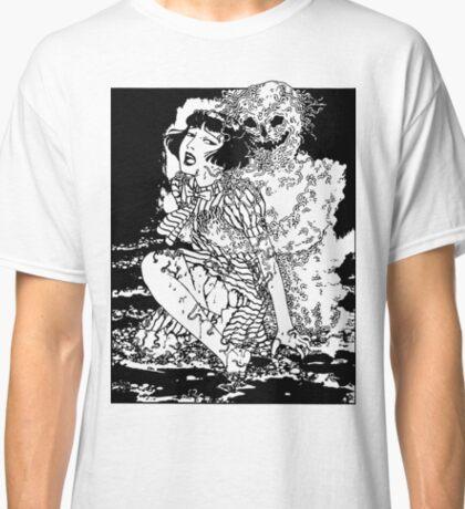 Suehiro Maruo - Ghost Worm White Ed. Classic T-Shirt