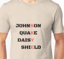 Agents Of Shield, Skye Code Unisex T-Shirt