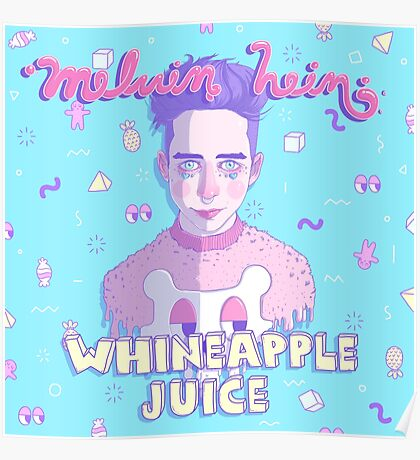 Whineapple Juice: Cover Poster