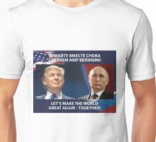 Great Russia Great America Unisex T-Shirt