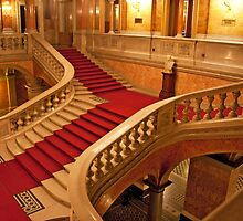 Red Carpet Splendor by phil decocco