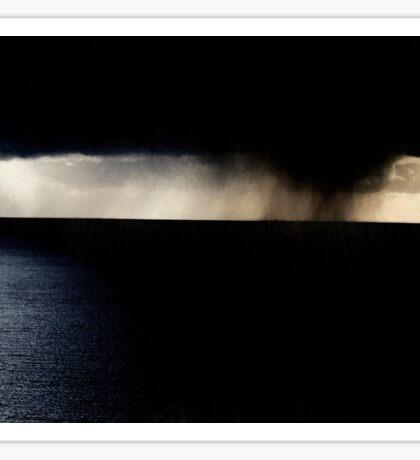 Atlantic storm! Sticker