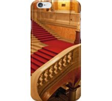 Red Carpet Splendor iPhone Case/Skin