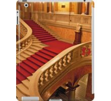 Red Carpet Splendor iPad Case/Skin