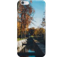 There Was Fall iPhone Case/Skin